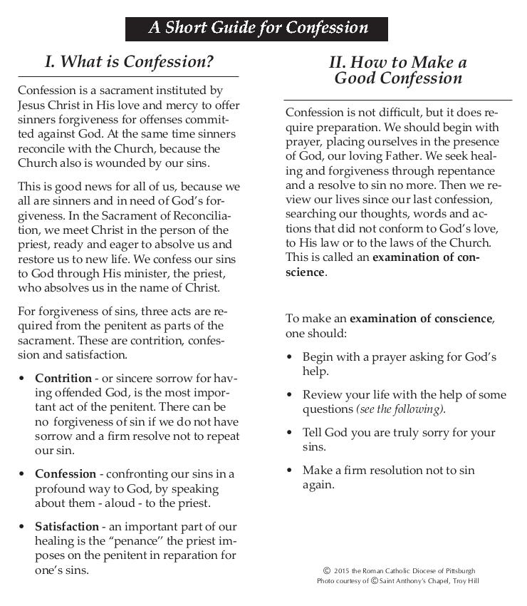 catholic confession procedure - 740×850